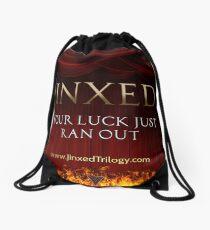 Jinxed Tote and pillow Drawstring Bag
