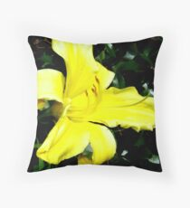Curvaceous Throw Pillow