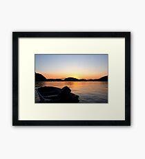 Nature V Framed Print
