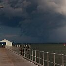 Storm Approaching 2 by Werner Padarin