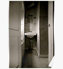 Cramped Sink Poster