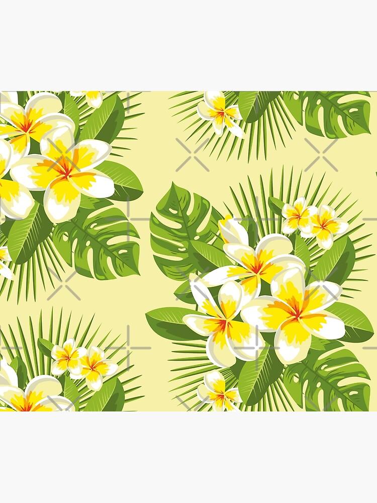 Tropical Bouquet. Plumeria by lents