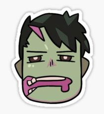 Monster Prom: Brian  Sticker