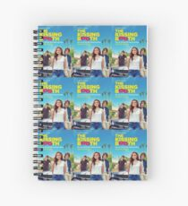 The Kissing Booth Poster  Spiral Notebook