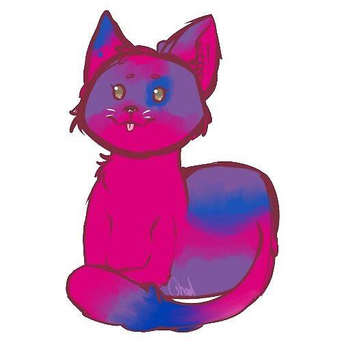 Pride Cats- Bicat by KinzokuInc