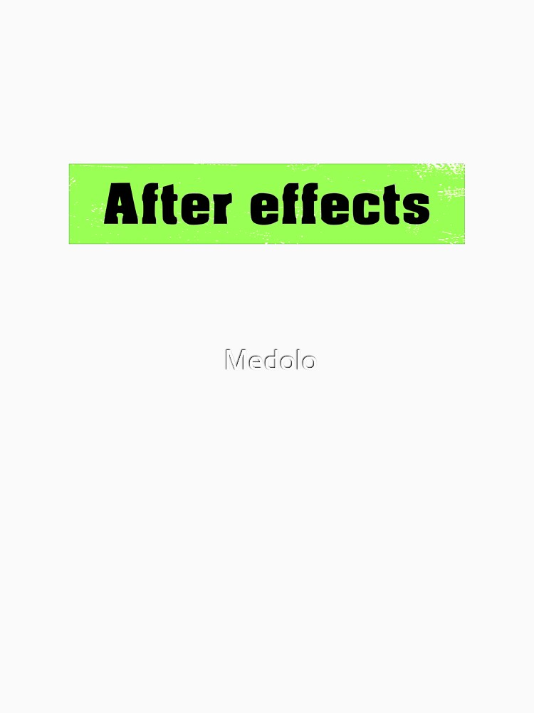 Aftermath - green by Medolo