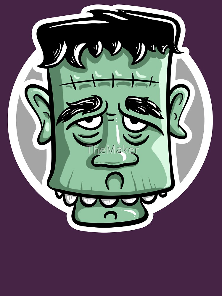 Freaky Frankenstein by TheMaker