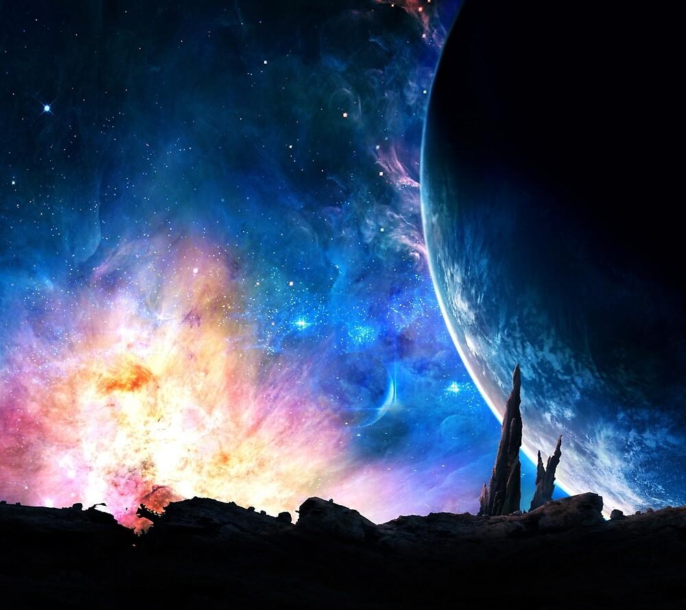 Galaxy by skykidsre