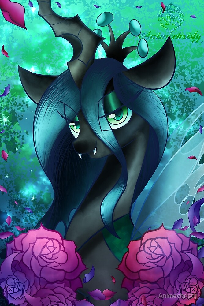 Bug Queen by Animechristy