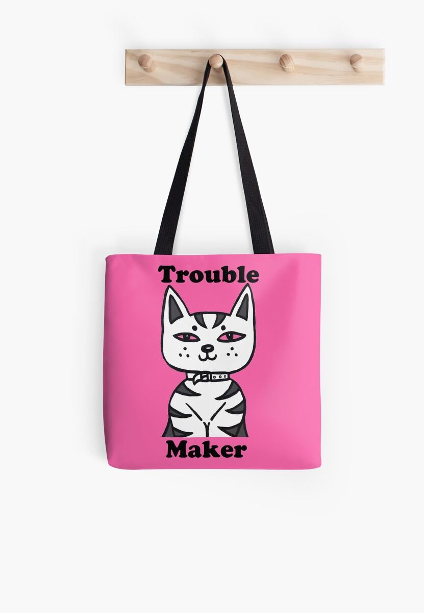 Trouble maker by Della Enniss