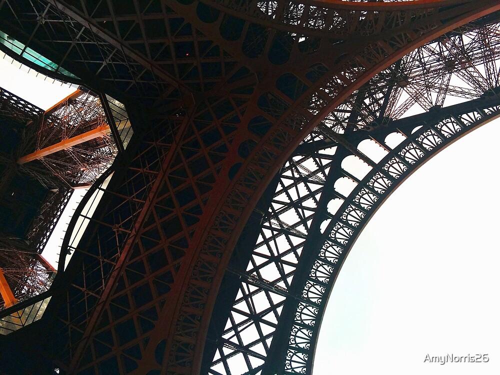 Eiffel Tower by AmyNorris26
