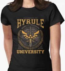 HYRULE Women's Fitted T-Shirt