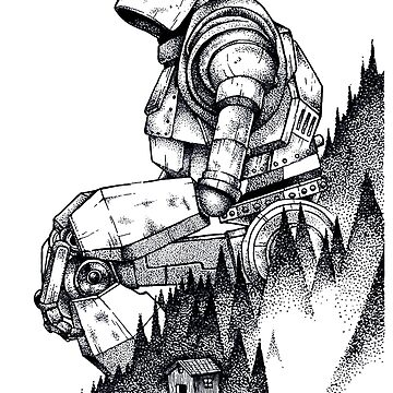 IRON GIANT by maeganpatterson