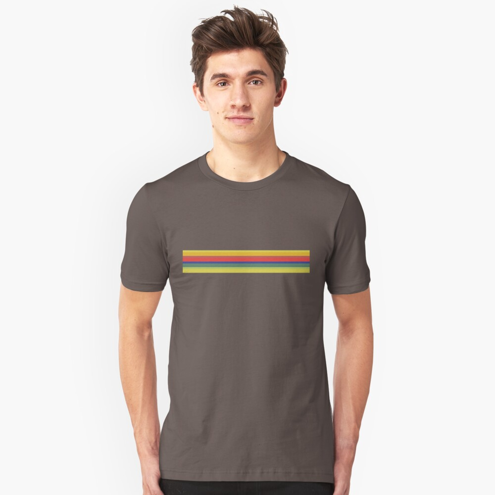 13th doctor rainbow Unisex T-Shirt Front