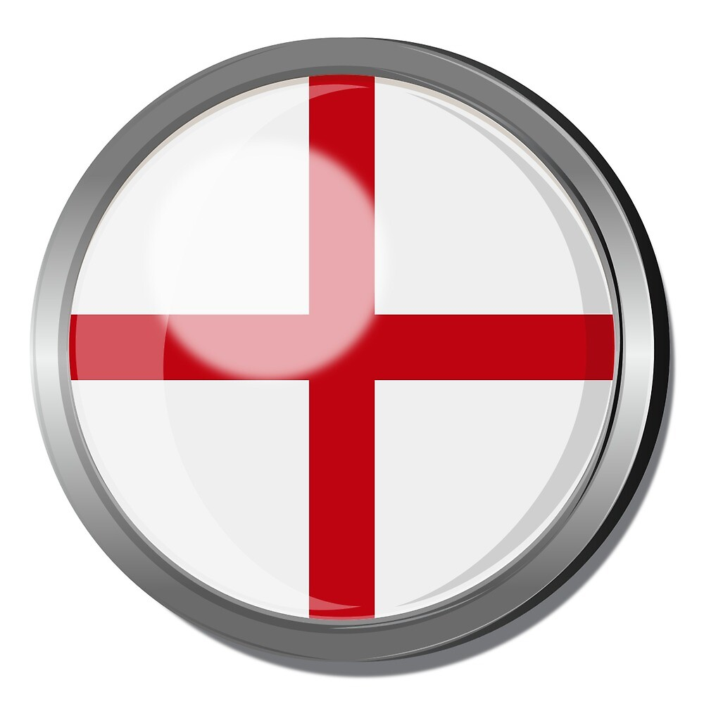 England Flag by praaf