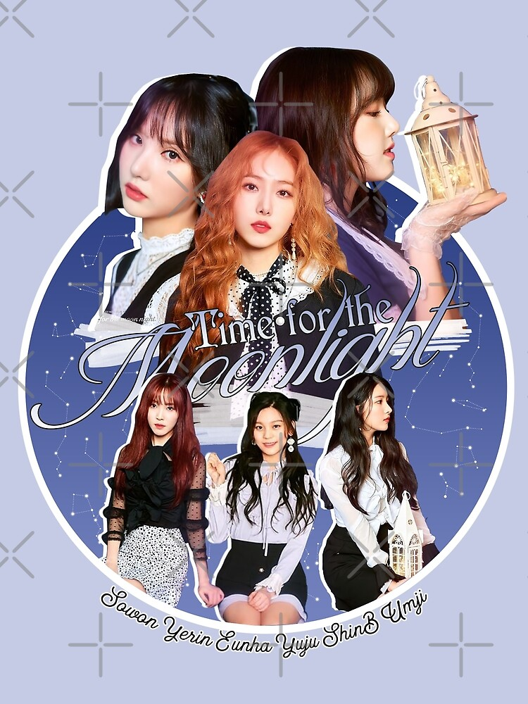 GFRIEND (여자친구) - Time for the moon night (밤) by lovely-day