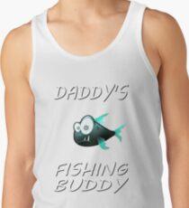 Daddy's Fishing Buddy  Men's Tank Top