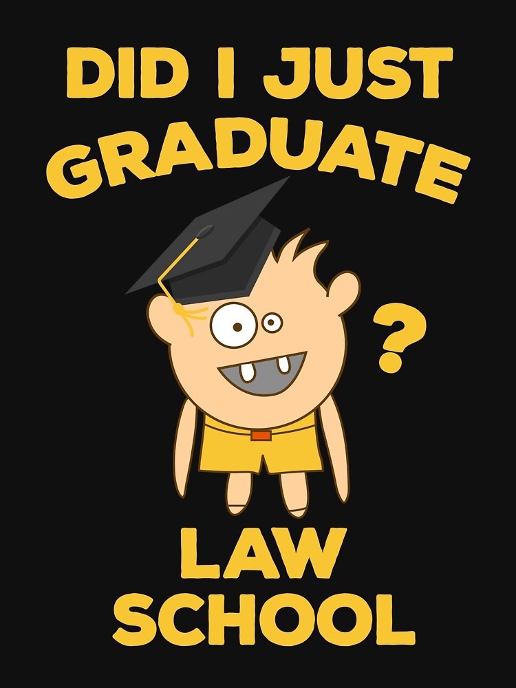 Straight Outta Law School Class of 2018 Graduation by TheLariat