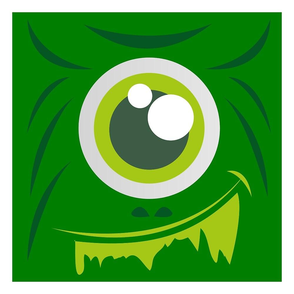 Friendly Monster by praaf