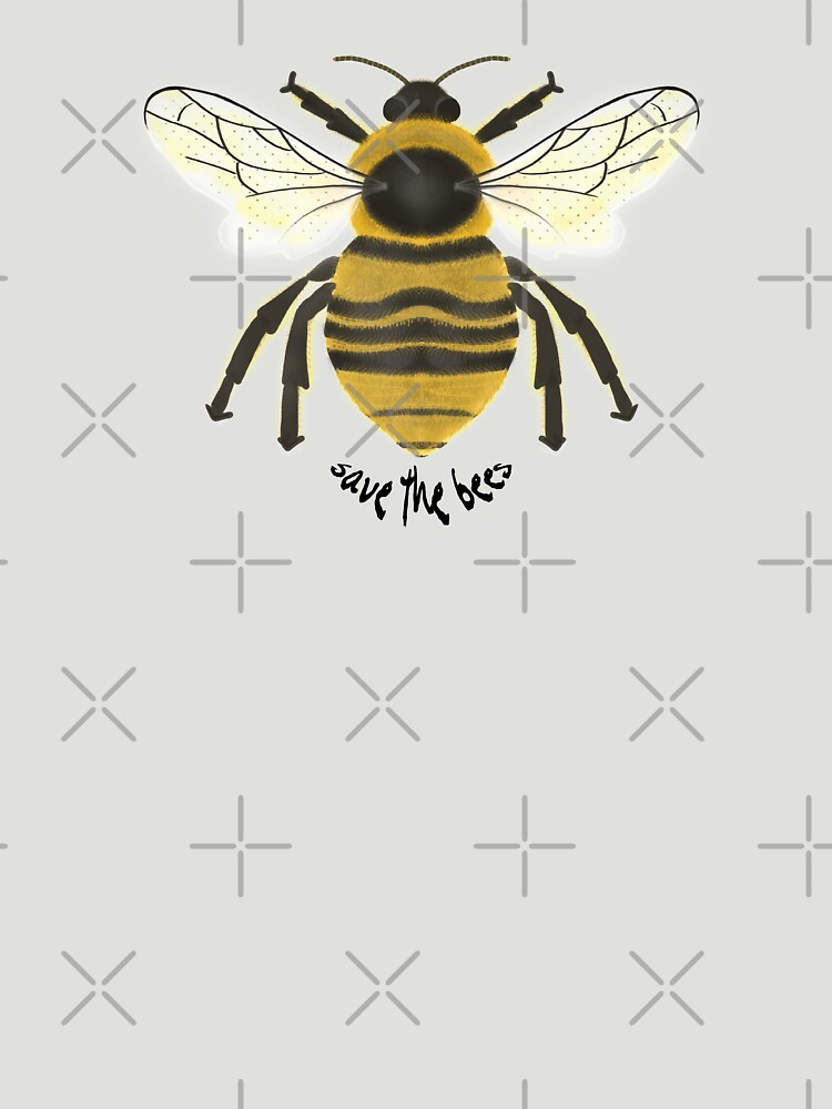 Save the bees, save the world by mcb-jp