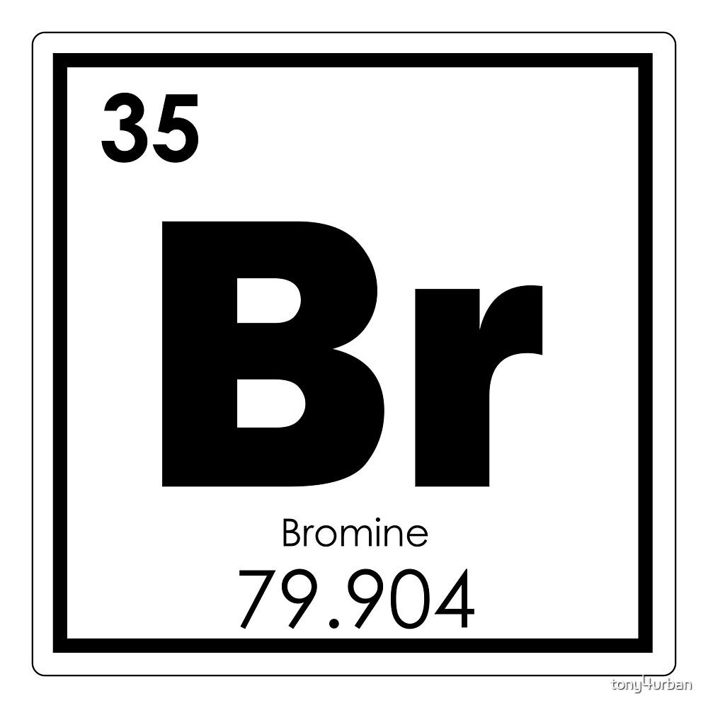 Bromine by tony4urban