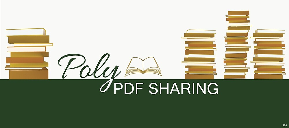 Poly PDF Share Gear by charliejscott
