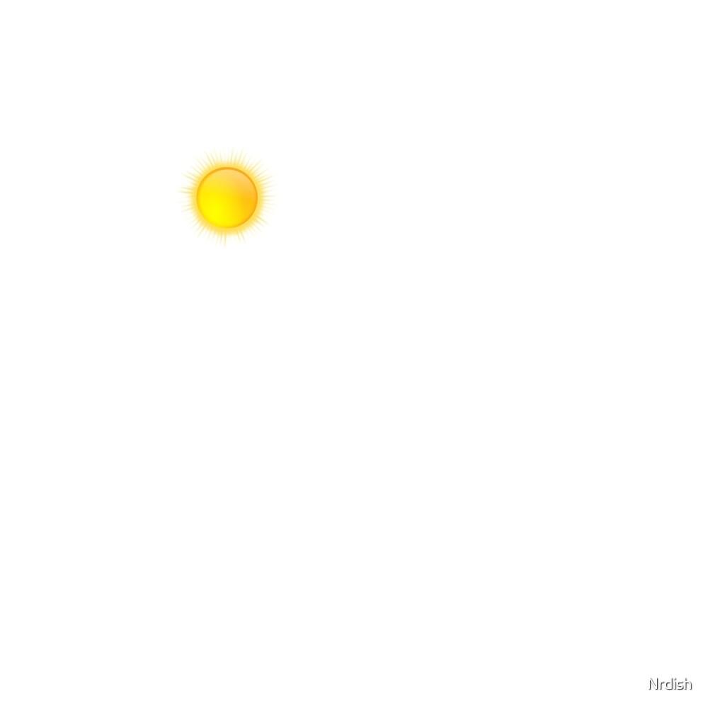 Sun view sea gift idea by Nrdish
