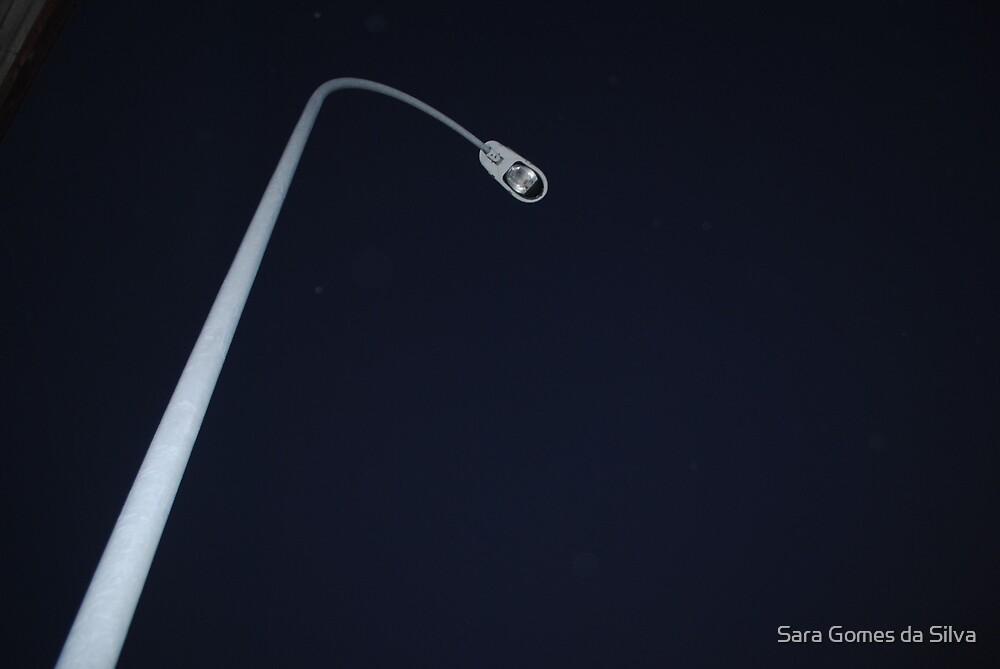 Lamp In The Night by Sara Gomes da Silva