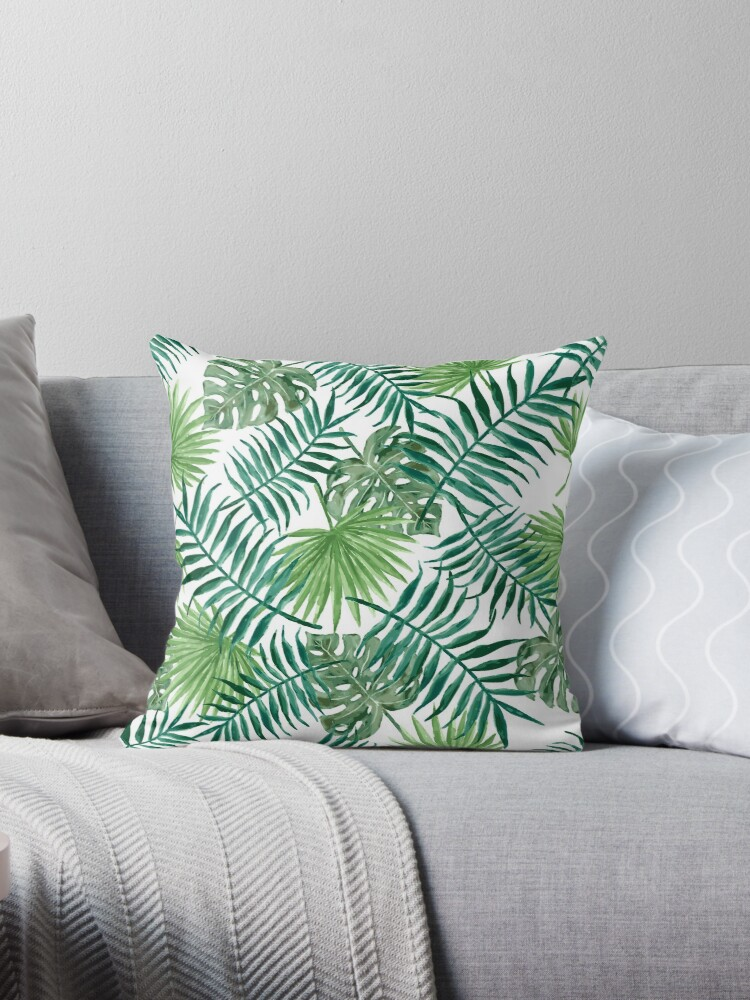 Jungle leaves by PurefireDesigns
