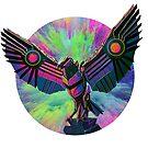Robot Eagle by MugenFate