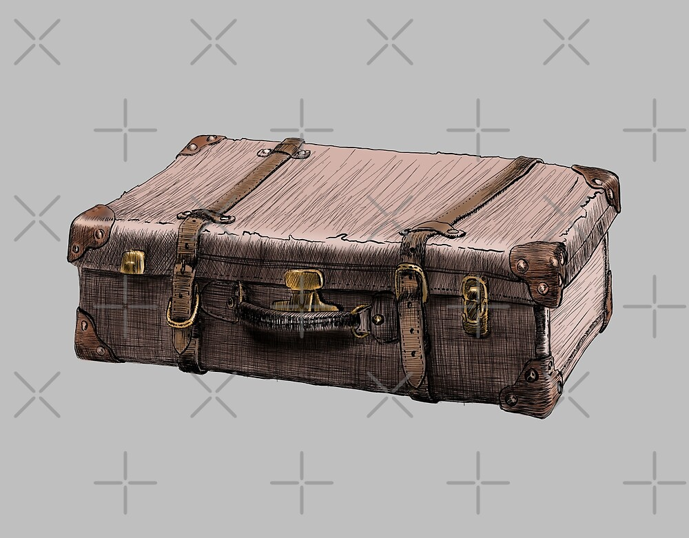 suitcase by sibosssr