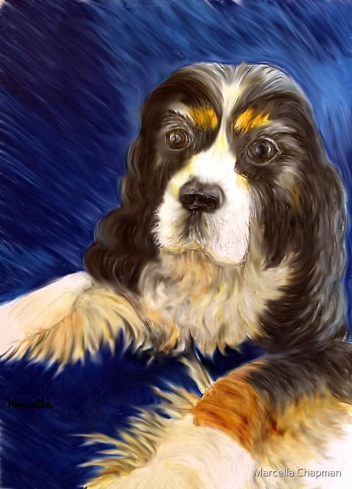 Peta's best friend, Maggie by Marcella Chapman