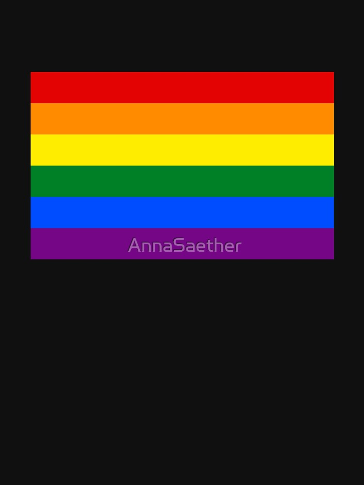 Pride flag by AnnaSaether
