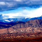 Moroccan landscapes by sparrowdk
