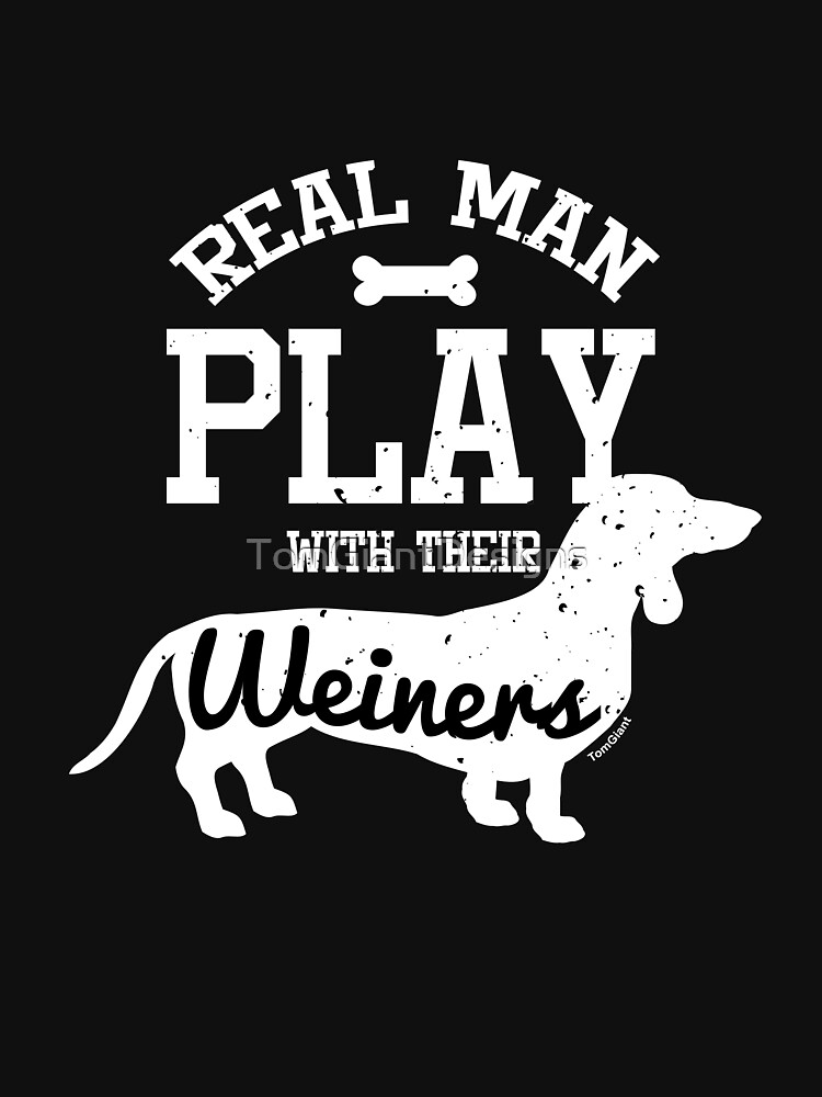 Weiners Dog Lover by TomGiantDesigns