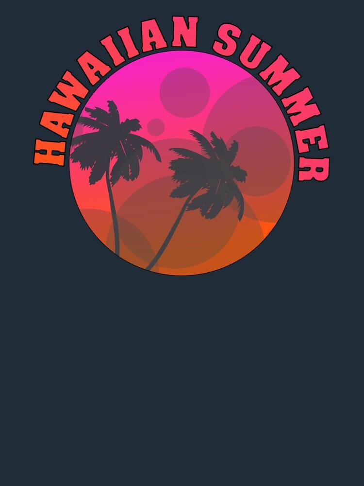 Hawaiian summer by rudale