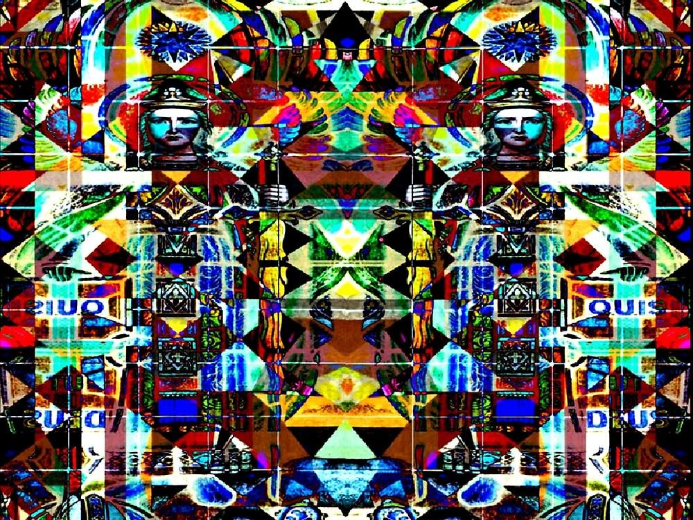WEAR IS ART #14 by WHENISNOW
