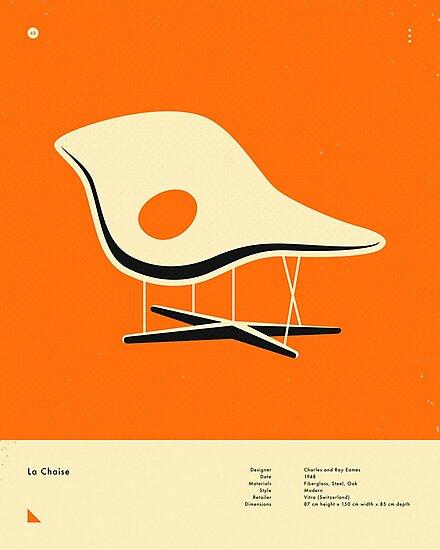 LA CHAISE (1948) by JazzberryBlue