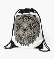 Lion Head Drawstring Bag