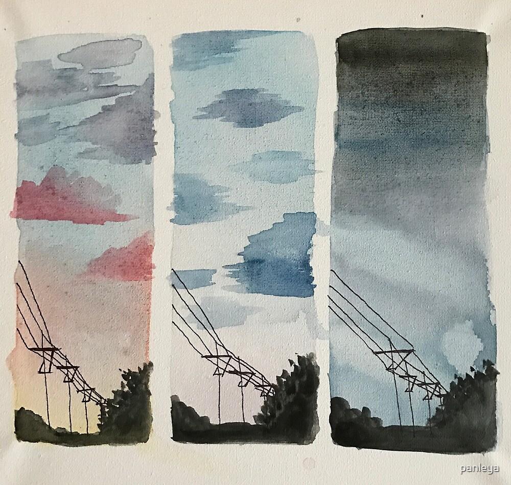 Moods in Watercolor by panleya