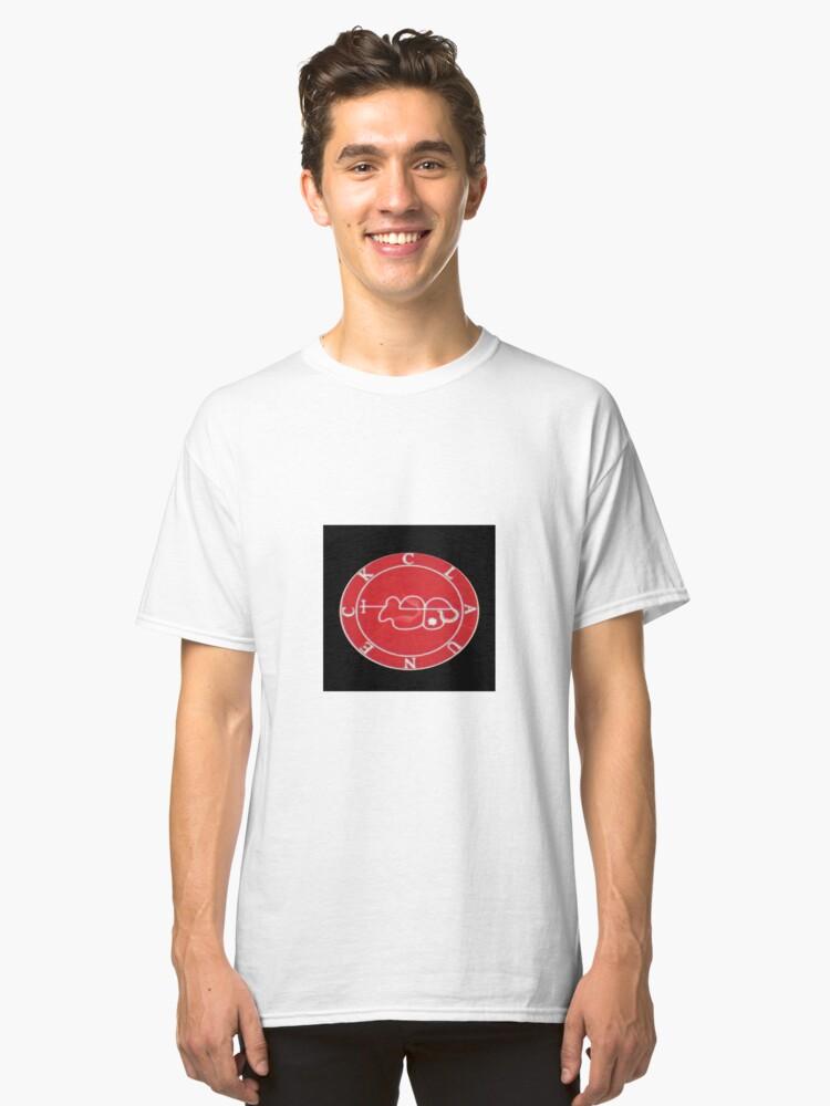 Clauneck Classic T-Shirt Front