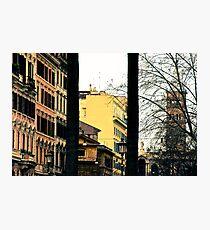 Sliced Photographic Print