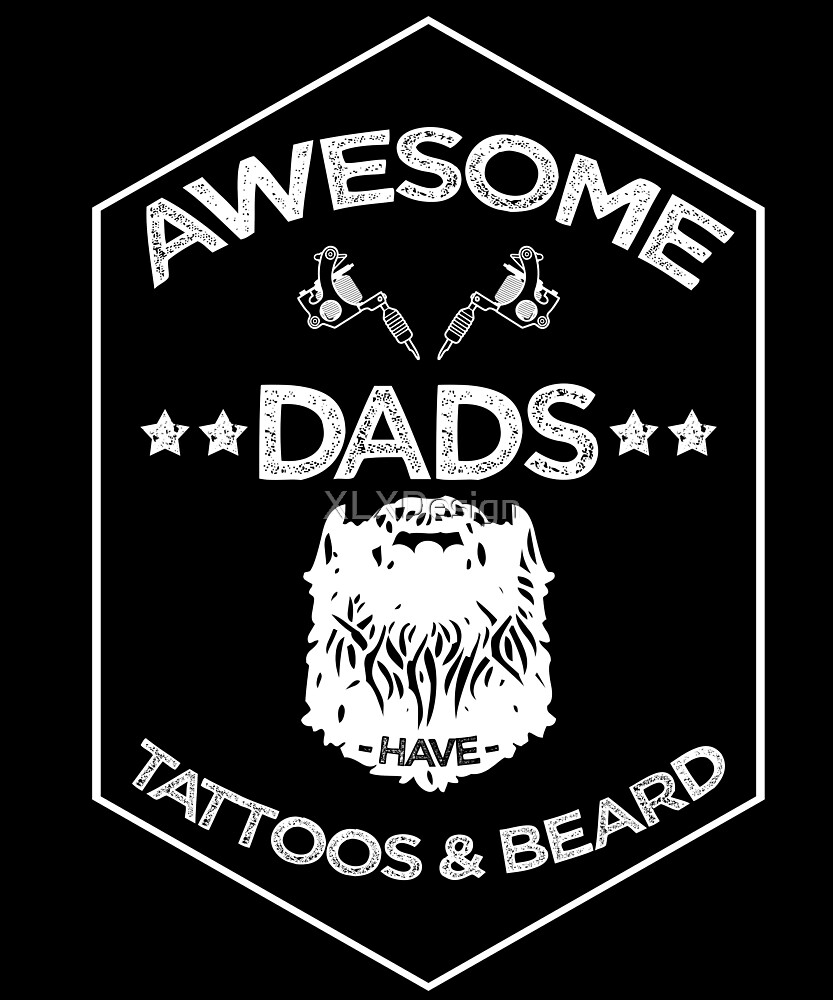 Awesome Dads by XLX Design by XLXDesign