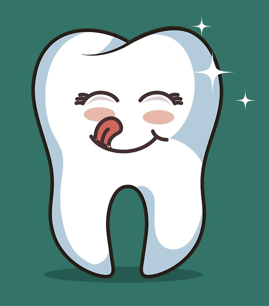 Happy tooth by Camarada223