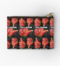 Choose Your Strawberry... Studio Pouch