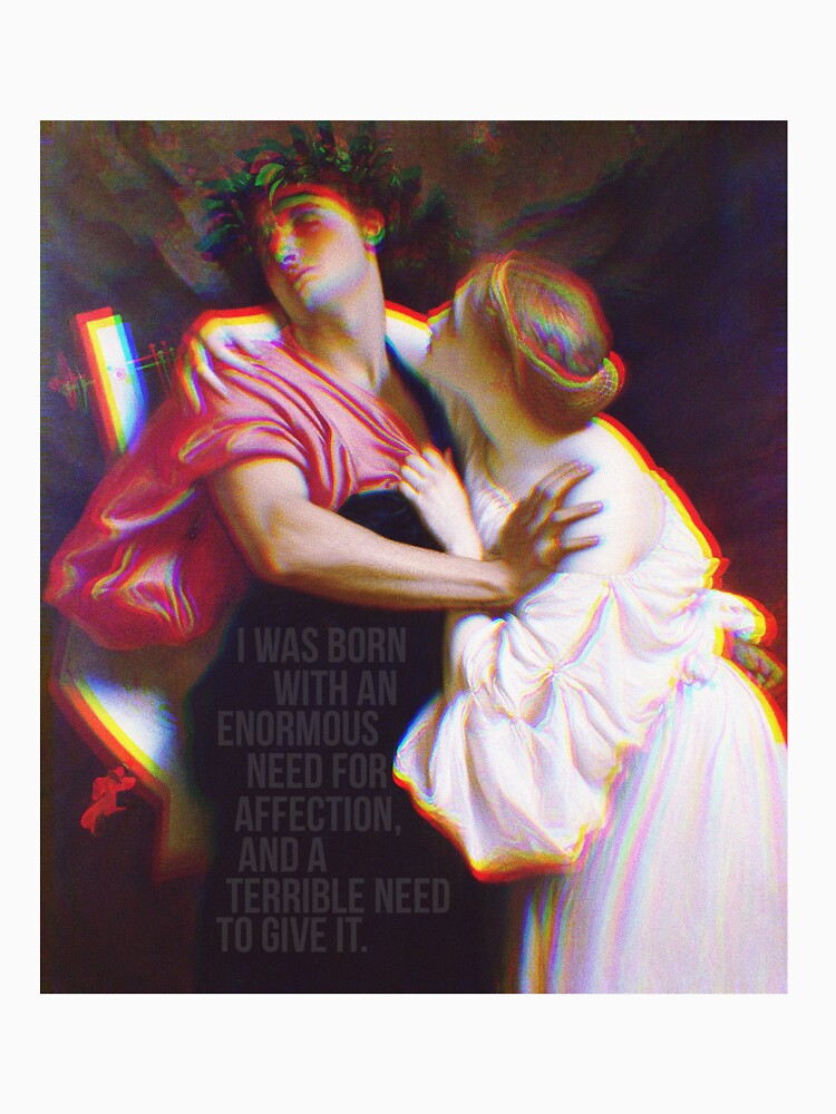 Audrey Hepburn x Frederic Leighton   oil on canvas quote by fayemonterey