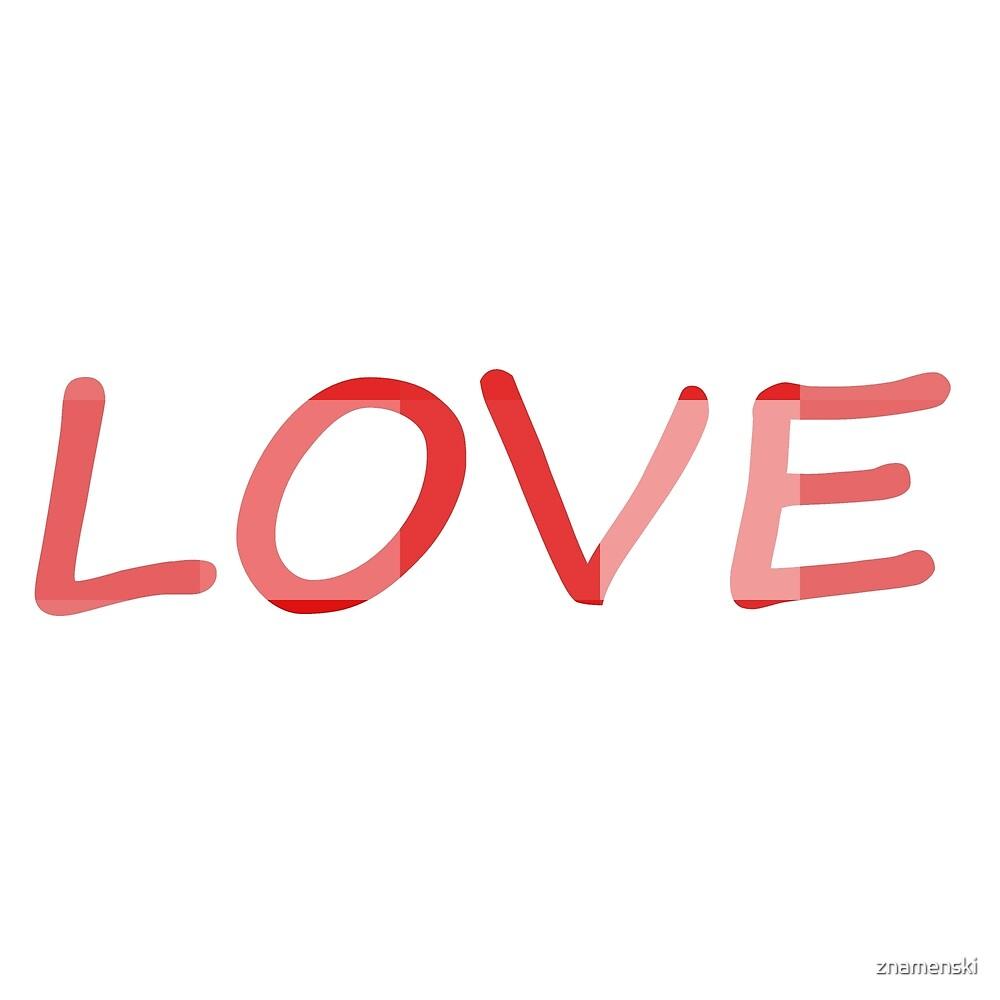 #Love,  #deepaffection, #fondness, #tenderness, #warmth, #intimacy, #attachment, #endearment, #Amur, #Cupid by znamenski