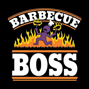 Barbecue Boss by DoodleDojo