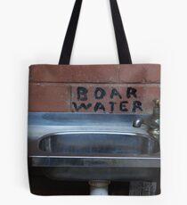 Boar's Water? Tote Bag