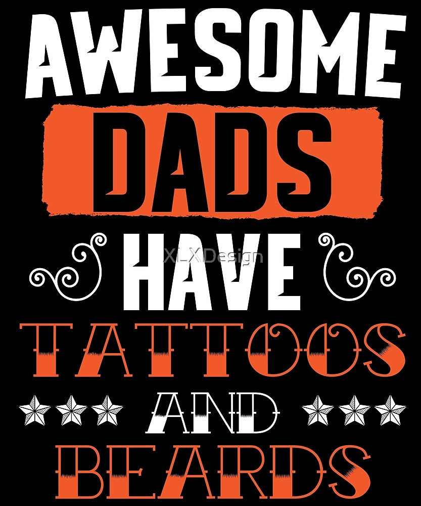 Awesome Dads 5 by XLX Design by XLXDesign